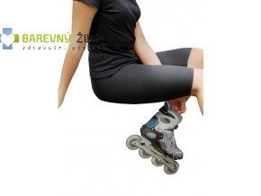 Kompresivní legíny nad kolena Lymfo-active