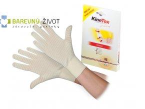 Kinetex bandáž rukou