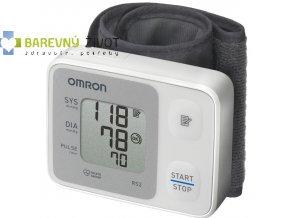 Tlakoměr (tonometr) na zápěstí - OMRON RS2