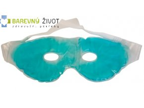 Gelové brýle - maska na oči