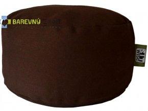 Přírodní sedátko PIPO - Hnědá barva