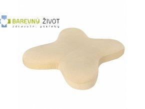 Meyra anatomicky polstar Qmed SLIM Pillow