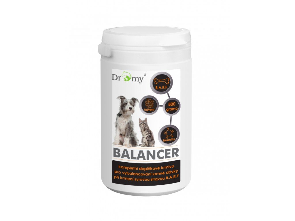 471 dromy balancer barf 8in1 800 g