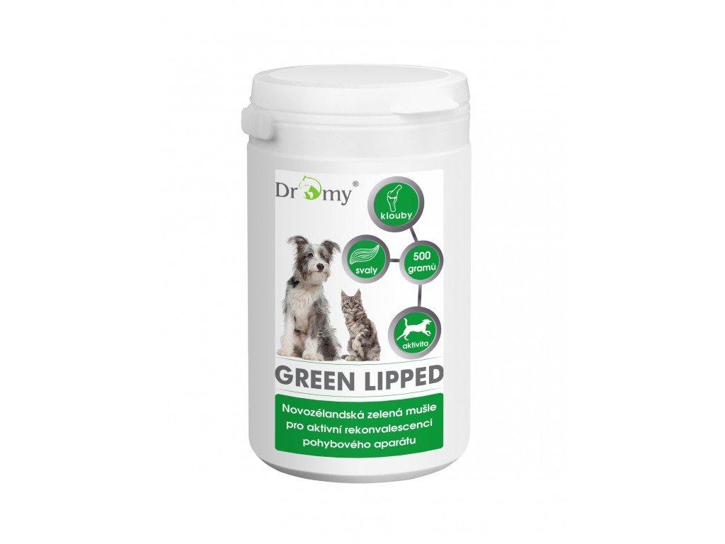 519 dromy green lipped mussel 500 g slavka zelenousta 500 g
