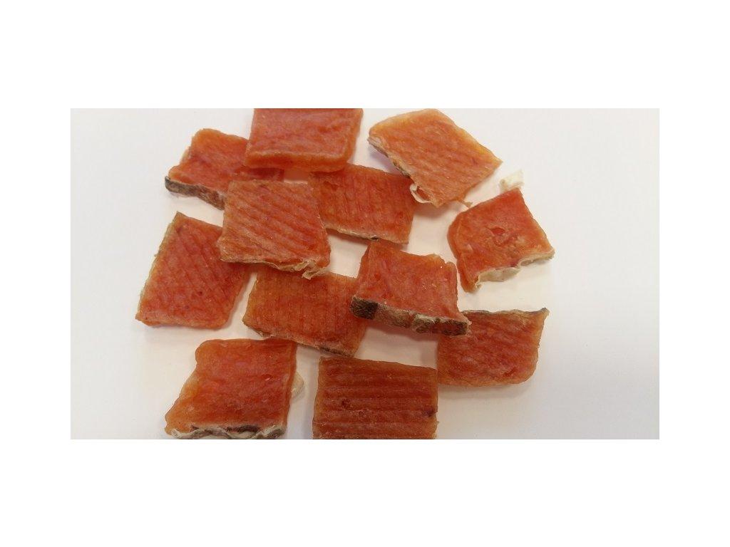 894 slc kostky lososove 250 g