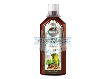 CB Hemp oil 500ml 3D