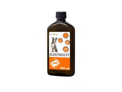 498 dromy elektrolyt 500 ml
