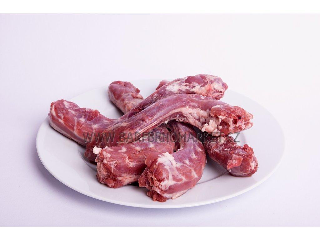 Kachní krky 1 kg