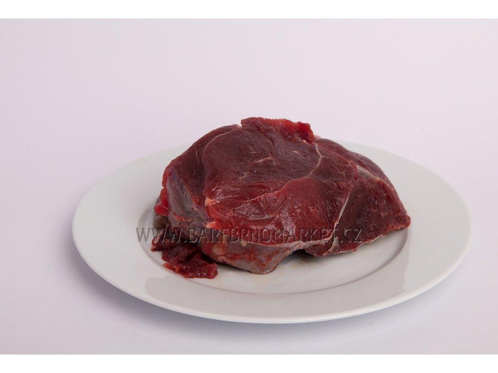 Hovězí svalovina v kuse 1 kg