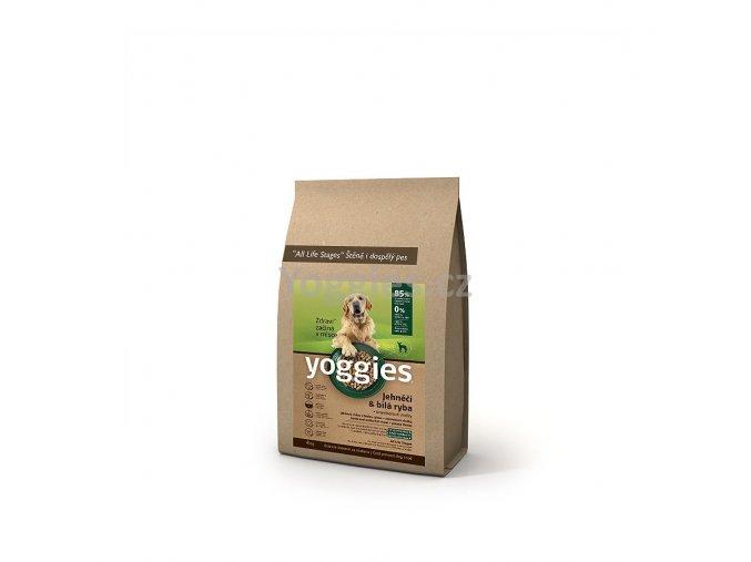Yoggies 4kg jehne M