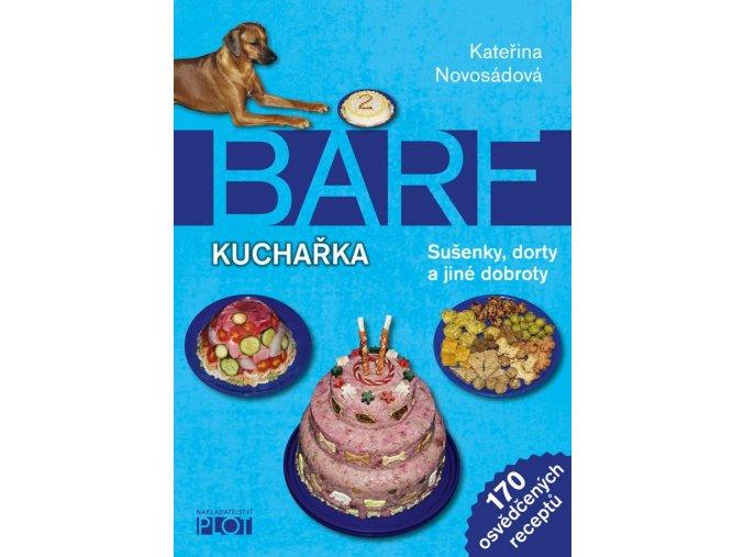 barf kucharka novosadova