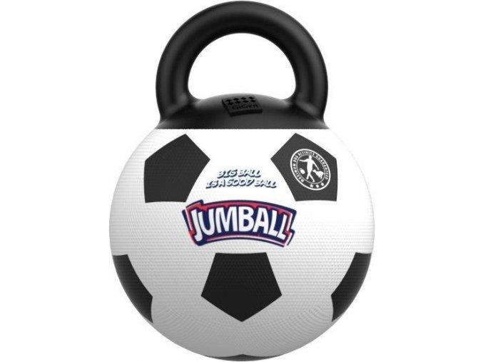 GiGwi Jumball Soccer fotbalový míč