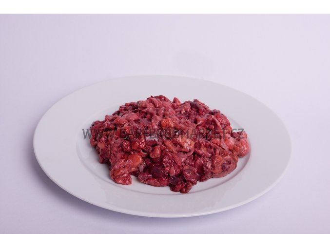 Hovězí plíce mleté 1 kg