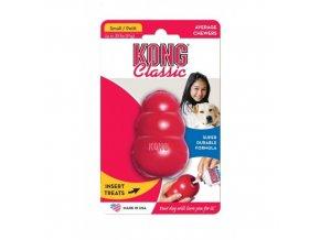 Kong small červený