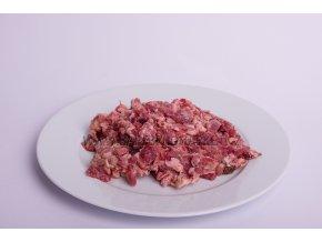 Hovězí svalovina hrubomletá 1 kg