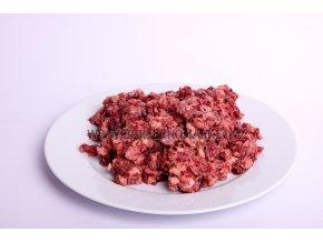 Hovězí svalovina s droby 1 kg
