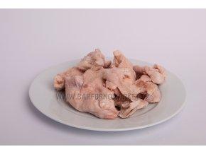 Kachní kůže 2 kg