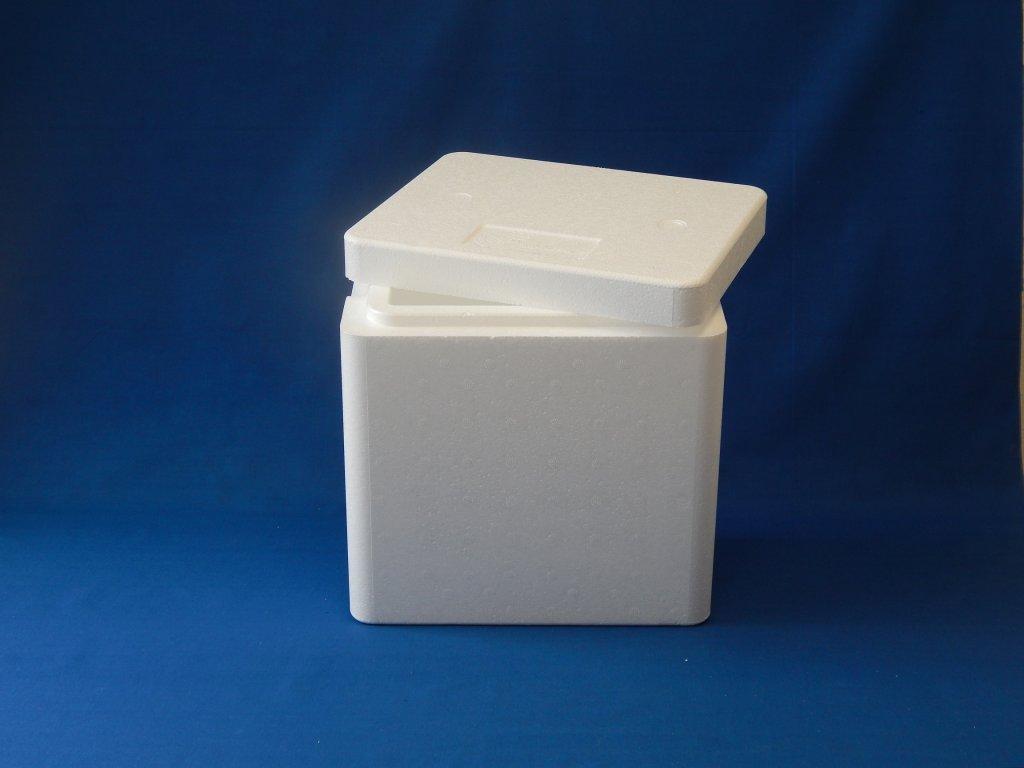 Termobox polystyrenový L7 (7,1 litrů)
