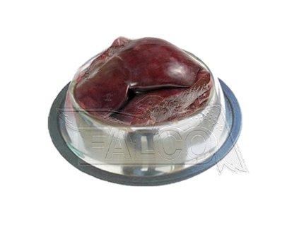 Vepřová játra 1kg (ZOO Pošvář)