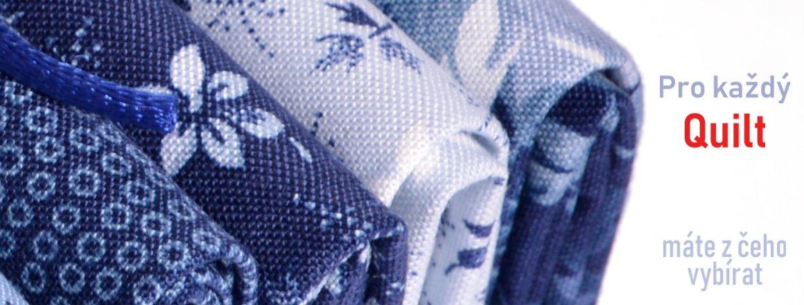 Bavolněné látky na patchwork
