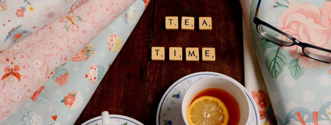 Kolekce Tea time