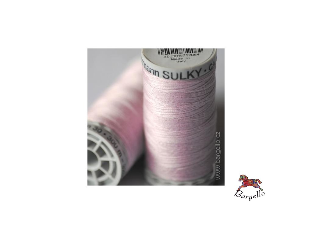 Nit  Sulky Cotton Med. Orchid