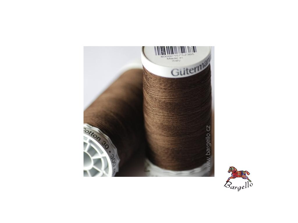 Nit  Sulky Cotton Cloister Brown