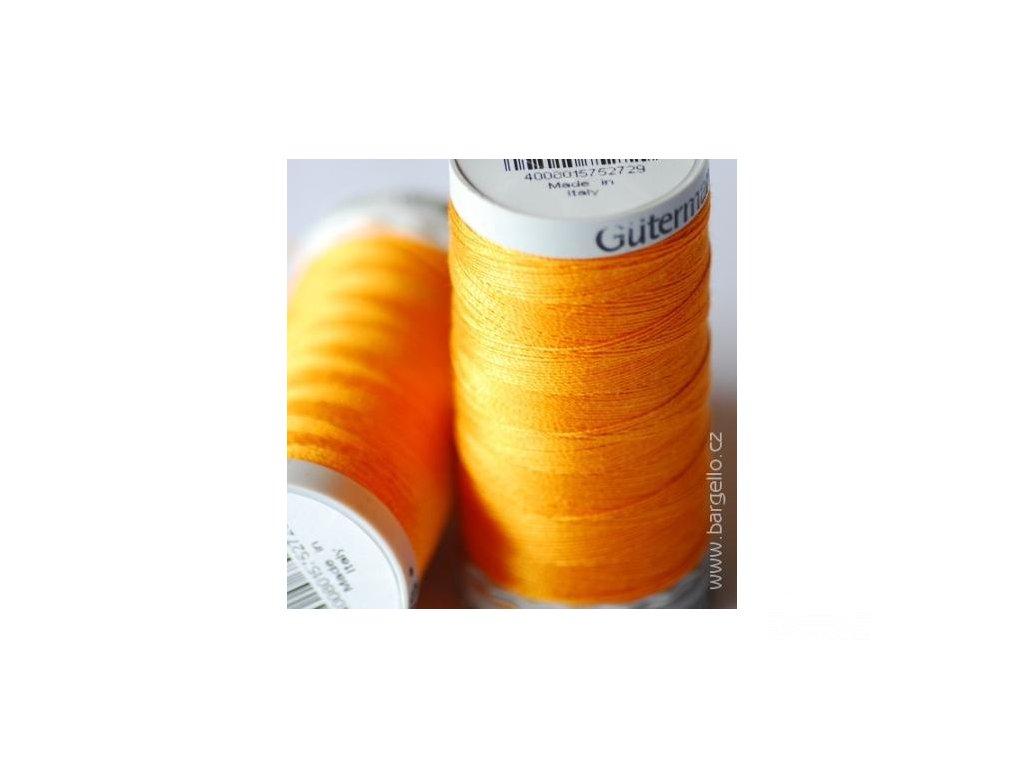 Nit  Sulky Cotton Orange Sunrise