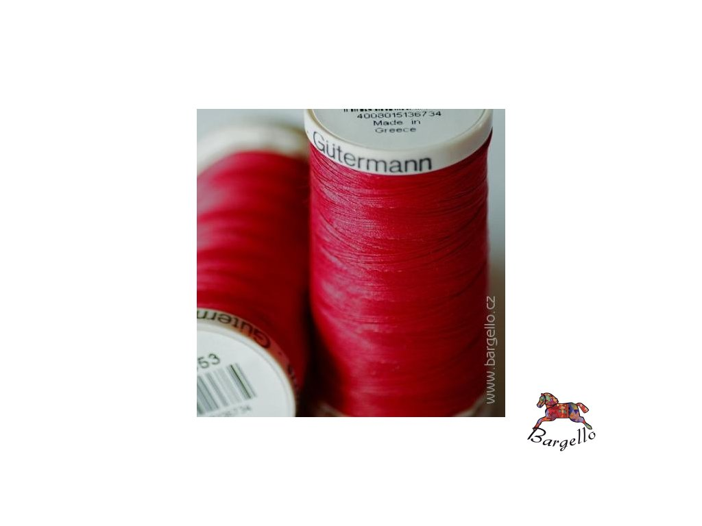 Nit Cotton  Cranberry