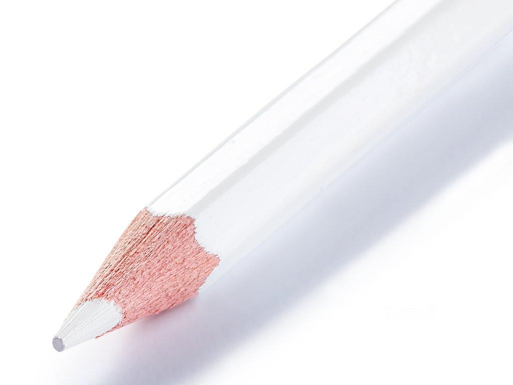 Značkovací tužka bílá