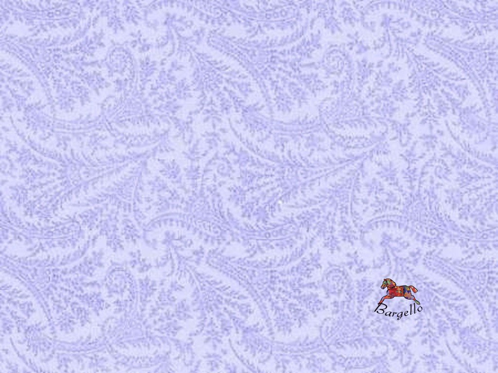 Čtverec Paisley Powder Blue