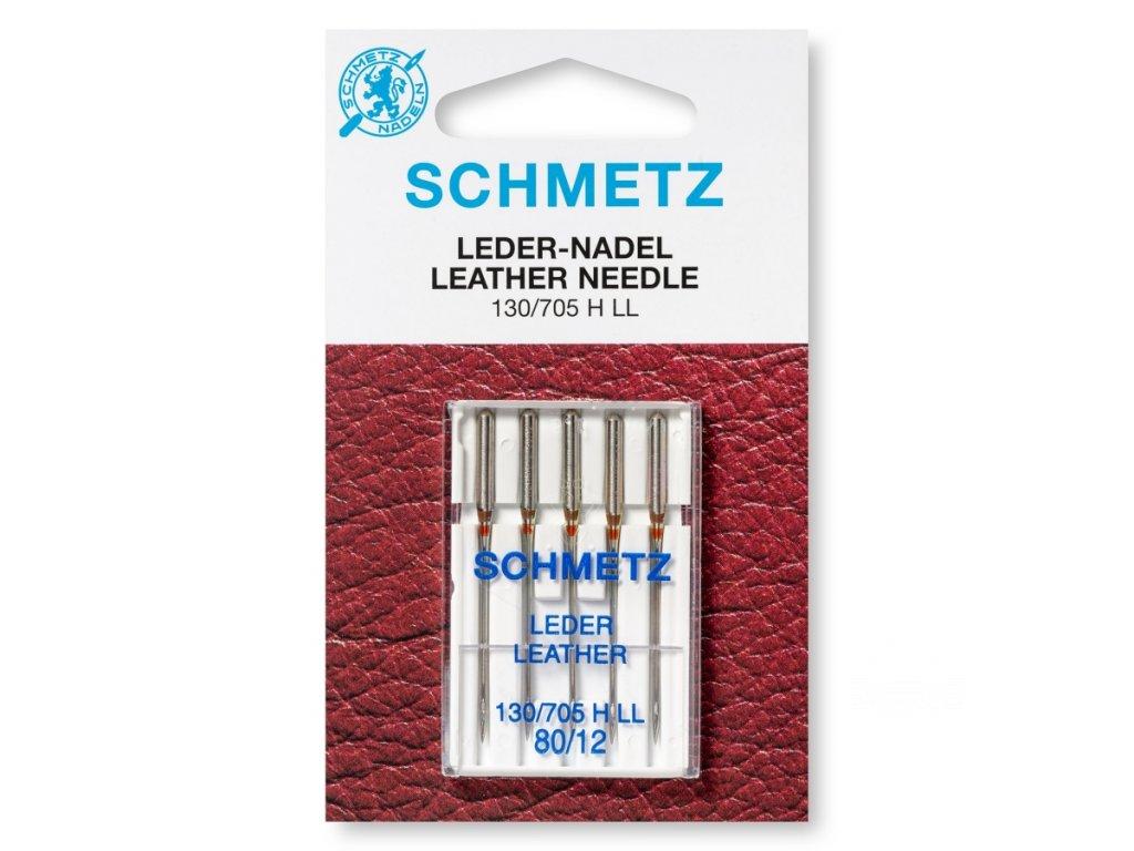 Jehly strojové na kůži Schmetz
