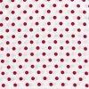 Čtverec Crazy for Dots &  Stripes