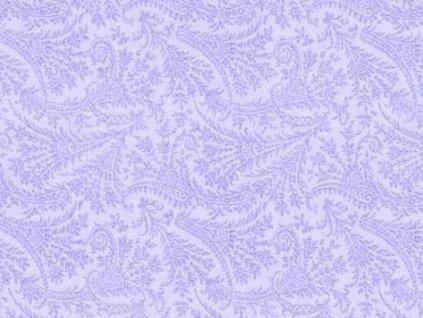 Paisley Powder Blue