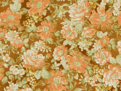 Čtverec Gentle Flowers Beautiful Memories