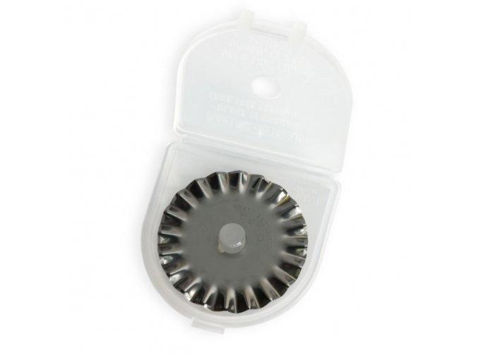 Náhradní kulatá řezací čepel zubatá 45 mm