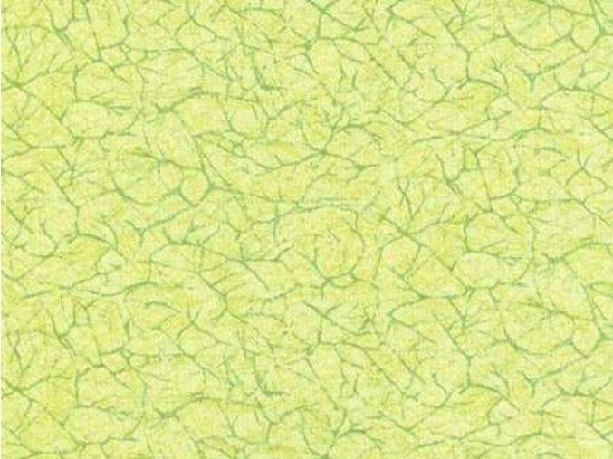 Crackle Spring Green