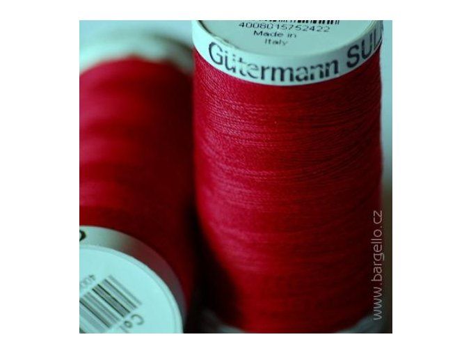 Nit  Sulky Cotton Bayberry Red