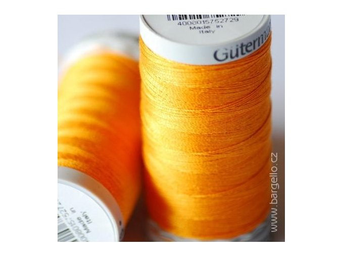 Nit  Sulky Cotton Orange Sunrise