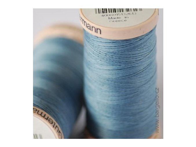 Nit Cotton  Light Slade Blue