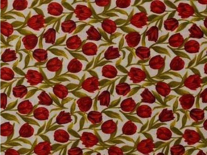 Tulip Festival Red