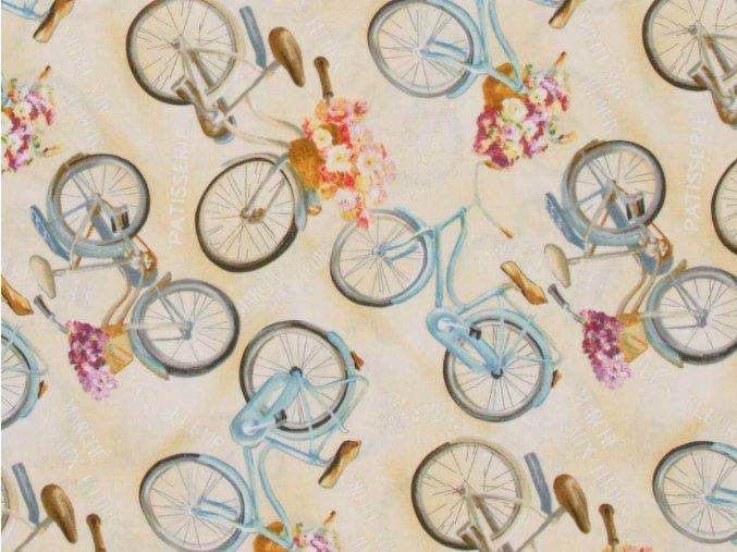 Le Cafe Vintage bicycle tan
