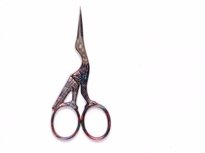 nůžky Čáp