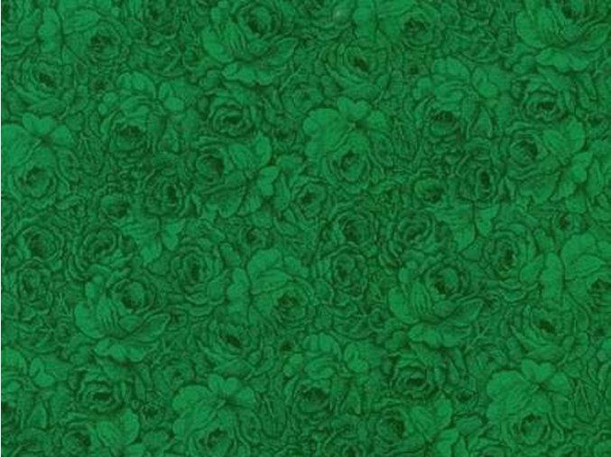 Čtverec Rose Peacock