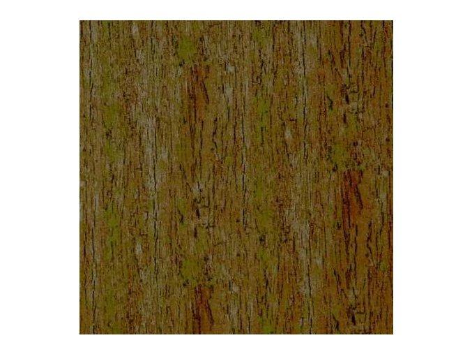 Čtverec Crackle Natural Green