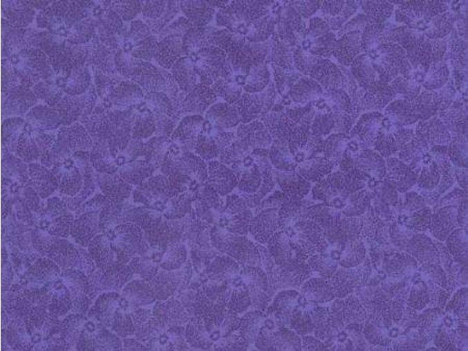 Čtverec Pansy Hyacinth