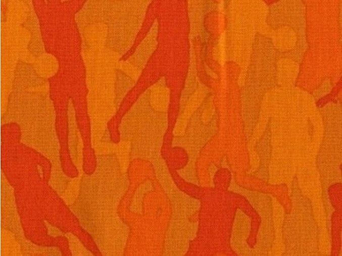 Čtverec The Works-Sew Sporty II