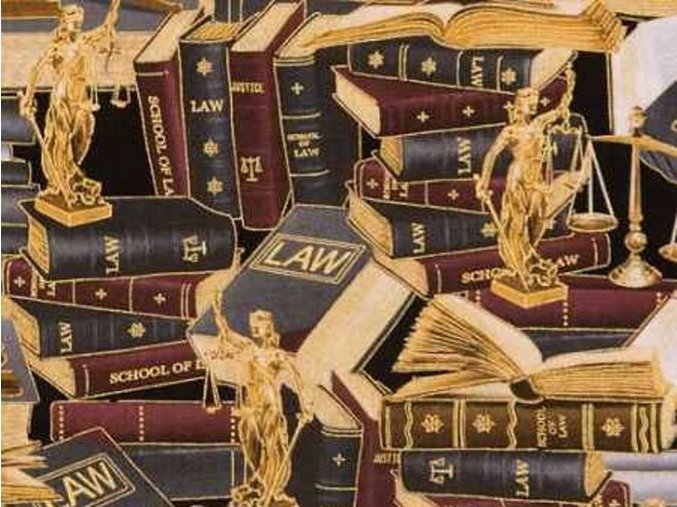 Čtverec Law Library