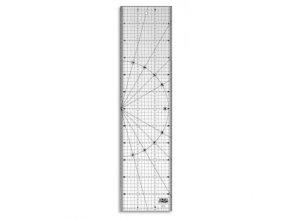Pravítko Olfa 15x60 cm (non slip)