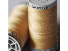 Nit  Sulky Cotton Gold